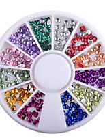 cheap -Rhinestones Nail Glitter Multi-Colored Jewelry