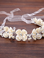 cheap -Girls' Hair Accessories,All Seasons Others Headbands-White