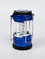 cheap -Lanterns & Tent Lights Emergency Lights LED 120 lm Automatic Mode LED with Batteries Form Fit Camping/Hiking/Caving Blue