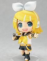 economico -anime action figure ispirate al vocaloid kagamine rin pvc cm giocattoli giocattolo bambola