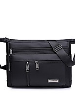 cheap -Men Bags Oxford Cloth Shoulder Bag Zipper for Casual Outdoor Winter Fall Black Green Blue
