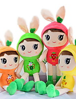 cheap -Rabbit Animal Stuffed Toys Stuffed Animals Plush Toy Cute Kids Holiday Animals Casual/Daily Kids