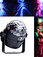 U'King LED Stage Light / Spot Light Sound-Activated Music-Activated 6 for For Home Club Portable