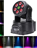 U'King Eclairage Laser de Scène Lampe LED de Soirée DMX 512 Master-Slave Activé par son Auto Télécommande 100 pour Boîte de Nuit
