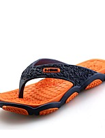 cheap -Men's Shoes Rubber Spring Summer Light Soles Slippers & Flip-Flops for Casual Orange Gray Red Green