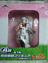economico -anime action figure ispirate al gintama gintoki sakata pvc cm modello giocattoli bambola giocattolo