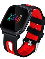 cheap -Smart Bracelet Calorie Counters Pedometer APP Control Touch Control Pulse Tracker Pedometer Activity Tracker Sleep Tracker Timer Find My