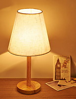 cheap -Ambient Light Artistic Table Lamp Eye Protection On/Off Switch AC Powered 220V Dark Yellow