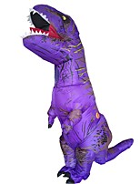 cheap -Dinosaur Inflatable Costume Unisex Christmas Carnival Children's Day New Year Oktoberfest Birthday Valentine's Day Masquerade April Fool