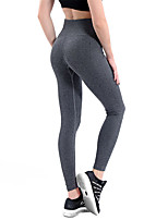 cheap -Yoga Pants Tights Leggings Trainer Dancing Yoga Quick Dry Fitness High Elasticity Medium Waist Stretchy Sports Wear Women's Yoga