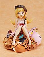 economico -action figure animate ispirate al monaco di bakemonogatari oshino shinobu in pvc modello cm giocattolo bambola