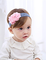 cheap -Girls' Hair Accessories,All Seasons Others Headbands-Blushing Pink