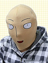 cheap -One-Punch Man Hats Beige Bonded Cosplay Accessories Christmas Halloween