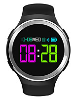 cheap -Smartwatch Heart Rate Monitor Pedometer Remote Control Activity Tracker Sleep Tracker Call Reminder Bluetooth 4.0 IOS Android No Sim Card