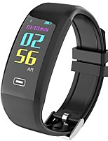 Smart Bracelet Calories Burned Pedometers Exercise Record Heart Rate Sensor APP Control Pulse Tracker Pedometer Activity Tracker Sleep