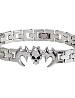 cheap -Men's Bracelet , Hiphop Gothic Alloy Jewelry For Going out