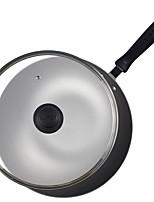cheap -Plastic Alloy Flat Pan Multi-purpose Pot,30*8.5