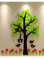 Romance Wall Stickers 3D Wall Stickers Decorative Wall Stickers,Paper Home Decoration Wall Decal Wall