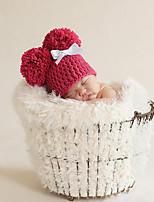 cheap -Unisex Hats & Caps,All Seasons Cotton Bandanas-Red