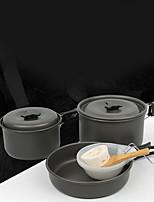 Ceramic Stoneware Flat Pan Multi-purpose Pot,16.7*3.9/16.6*8.9/13.6*6.8