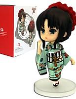 economico -Figure Anime Azione Ispirato da Fate/stay night Rin Tohsaka 12 CM Giocattoli di modello Bambola giocattolo