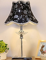 cheap -Crystal Crystal Table Lamp For Crystal 220-240V Black