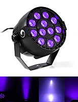 cheap -U'King LED Stage Light / Spot Light DMX 512 Master-Slave Sound-Activated Remote Control 12 for Outdoor Party Club Professional High