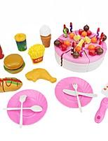 Недорогие -Ролевые игры Строительные инструменты Детская техника Кулинария Игрушки Круглый Friut Еда и напитки Мальчики Девочки Куски