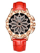 cheap -Women's Kid's Fashion Watch Simulated Diamond Watch Unique Creative Watch Japanese Quartz Chronograph Water Resistant / Water Proof