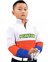 economico -Bambini Manica corta Golf T-shirt Felpa Allenamento Traspirabilità Golf