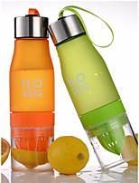abordables -Oficina / Carrera Artículos para Bebida, 650 Plásticos Jugo Agua Vaso