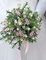 Bouquets de Noiva Buquês Casamento Ocasião Especial Outros Material 7.87