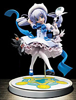 cheap -Anime Action Figures Inspired by Puella Magi Madoka Magica Gaara PVC CM Model Toys Doll Toy