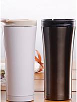 preiswerte -Büro / Geschäftlich Trinkbecher, 500 Edelstahl Kaffee Becher