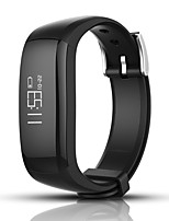 cheap -Smart Bracelet Calories Burned Pedometers Touch Sensor Call Reminder Pedometer Activity Tracker Timer Call Reminder Calendar Bluetooth 4.0