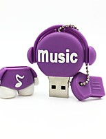 abordables -hormigas 64 gb usb flash drive usb disco usb 2.0 plástico