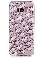 cheap -Case For Samsung Galaxy S8 Plus S8 Pattern Back Cover Unicorn Soft TPU for S8 Plus S8