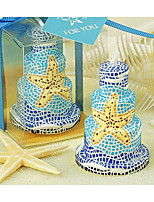 cheap -Wedding Candle Romantic Candle Craft Candle Wholesale Starfish Cake Small Candle Small Gift