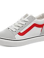 economico -Da donna Scarpe Di corda Primavera Autunno Comoda Sneakers Ballerina per Casual Nero Rosso Bianco/nero