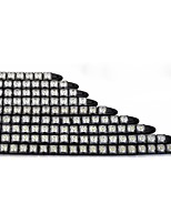 cheap -1 Pair 14.2 Inches 160W 12800LM E4 DRL 100% Car Models Fitted LED DRL 6000K LED Ultra Bright Lightness White