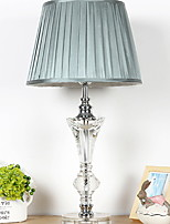 cheap -Crystal Crystal Table Lamp For Crystal 220-240V Light Pink Wine Green White