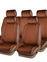 Недорогие -Чехлы на автокресла Подушки для подголовника и талии Чехлы для сидений Подушки для сидений Кожа Назначение Универсальный Все года