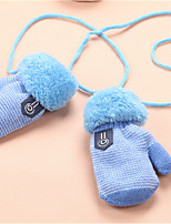 cheap -Boys' Gloves,Winter Others Beige Blue