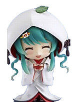 economico -anime action figure ispirate a vocaloid snow miku pvc cm modello giocattoli bambola giocattolo