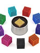 Jouets Aimantés Aimants Magnétiques Super Forts Blocs Magnétiques Boules Magnétiques Anti-Stress 216 Pièces Jouets Style classique