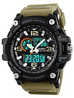 cheap -Men's Kid's Casual Watch Sport Watch Military Watch Japanese Digital Calendar / date / day Water Resistant / Water Proof Stopwatch