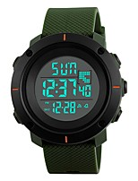 cheap -Men's Kid's Casual Watch Sport Watch Fashion Watch Japanese Digital Calendar / date / day Water Resistant / Water Proof Dual Time Zones