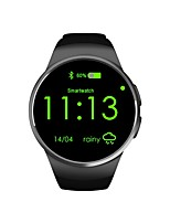 Smartwatch Calories Burned Pedometers Support Memory card Message Reminder Call Reminder Answer Call Dial Call Touchscreen Camera Control