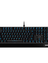 cheap -Dareu  EK825 Wired  Mechanical Keyboard black Switches blue Switches Brown Switches  Red  Switches   1.8m