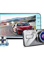 cheap -4.0 IPS Dual Lens Car DVR Auto Camera Cars DVRs Camcorder FHD1080P Recorder Video Registrator Carcam Dash Cam Vehicle
